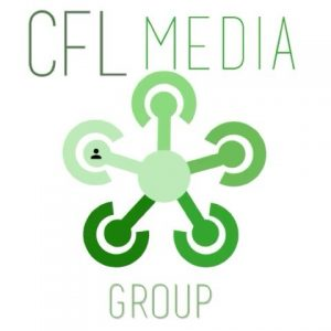 CFL group logo design time lapse